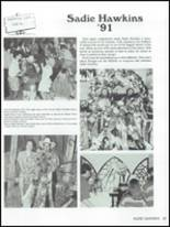 1991 Bryan High School Yearbook Page 26 & 27