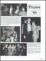 1991 Bryan High School Yearbook Page 28 & 29