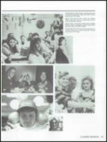 1991 Bryan High School Yearbook Page 36 & 37