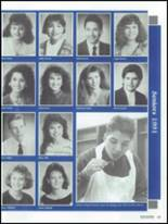 1991 Bryan High School Yearbook Page 46 & 47