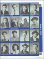 1991 Bryan High School Yearbook Page 48 & 49