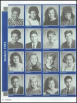 1991 Bryan High School Yearbook Page 52 & 53