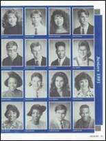 1991 Bryan High School Yearbook Page 56 & 57
