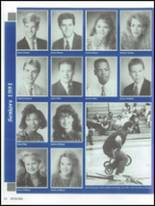1991 Bryan High School Yearbook Page 66 & 67