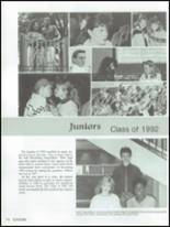 1991 Bryan High School Yearbook Page 78 & 79