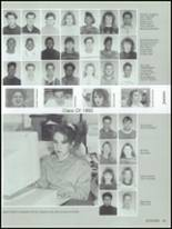 1991 Bryan High School Yearbook Page 84 & 85