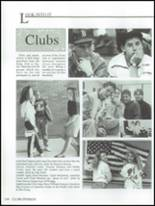 1991 Bryan High School Yearbook Page 112 & 113