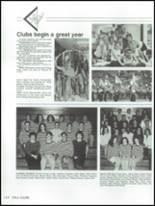1991 Bryan High School Yearbook Page 114 & 115