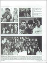 1991 Bryan High School Yearbook Page 122 & 123