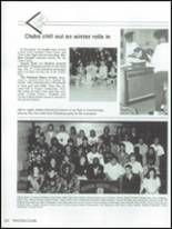 1991 Bryan High School Yearbook Page 124 & 125