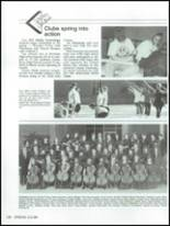 1991 Bryan High School Yearbook Page 132 & 133