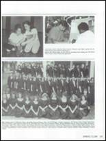 1991 Bryan High School Yearbook Page 138 & 139