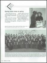 1991 Bryan High School Yearbook Page 140 & 141