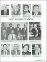 1991 Bryan High School Yearbook Page 150 & 151