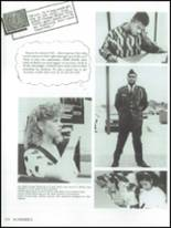1991 Bryan High School Yearbook Page 156 & 157
