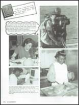 1991 Bryan High School Yearbook Page 158 & 159