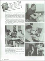 1991 Bryan High School Yearbook Page 162 & 163