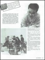 1991 Bryan High School Yearbook Page 164 & 165