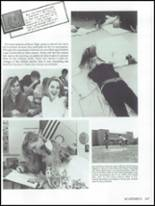 1991 Bryan High School Yearbook Page 170 & 171