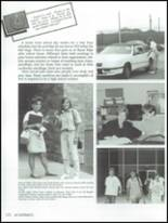 1991 Bryan High School Yearbook Page 176 & 177