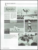 1991 Bryan High School Yearbook Page 178 & 179