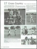 1991 Bryan High School Yearbook Page 180 & 181