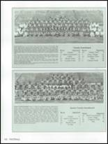 1991 Bryan High School Yearbook Page 186 & 187
