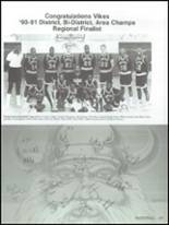 1991 Bryan High School Yearbook Page 190 & 191
