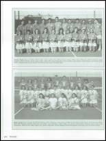 1991 Bryan High School Yearbook Page 208 & 209
