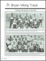 1991 Bryan High School Yearbook Page 220 & 221