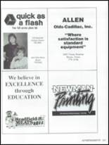 1991 Bryan High School Yearbook Page 234 & 235