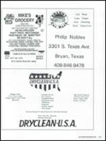 1991 Bryan High School Yearbook Page 236 & 237
