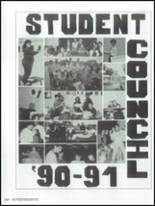 1991 Bryan High School Yearbook Page 252 & 253