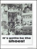 1991 Bryan High School Yearbook Page 254 & 255