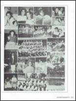 1991 Bryan High School Yearbook Page 256 & 257