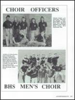 1991 Bryan High School Yearbook Page 260 & 261