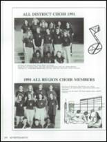 1991 Bryan High School Yearbook Page 262 & 263