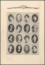 1927 Boone High School Yearbook Page 16 & 17