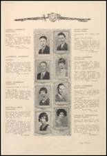1927 Boone High School Yearbook Page 20 & 21