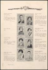 1927 Boone High School Yearbook Page 24 & 25