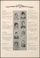 1927 Boone High School Yearbook Page 26 & 27