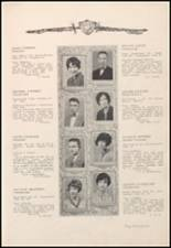 1927 Boone High School Yearbook Page 30 & 31