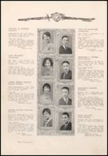 1927 Boone High School Yearbook Page 34 & 35