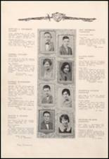 1927 Boone High School Yearbook Page 36 & 37