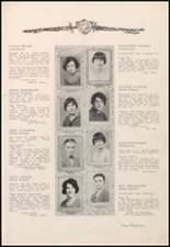 1927 Boone High School Yearbook Page 40 & 41