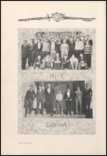 1927 Boone High School Yearbook Page 72 & 73