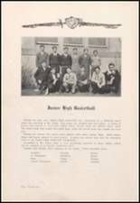 1927 Boone High School Yearbook Page 110 & 111