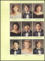1984 Delta High School Yearbook Page 12 & 13