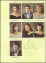 1984 Delta High School Yearbook Page 14 & 15
