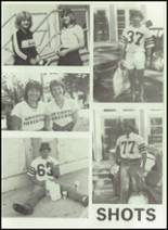 1984 Delta High School Yearbook Page 20 & 21